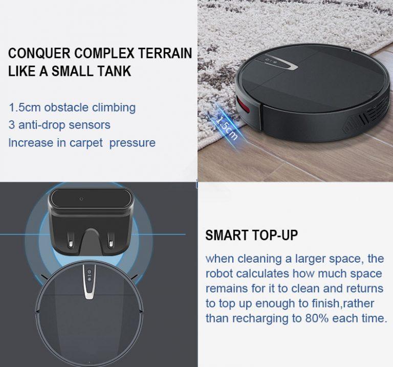 best robot vacuum cleaner supplier