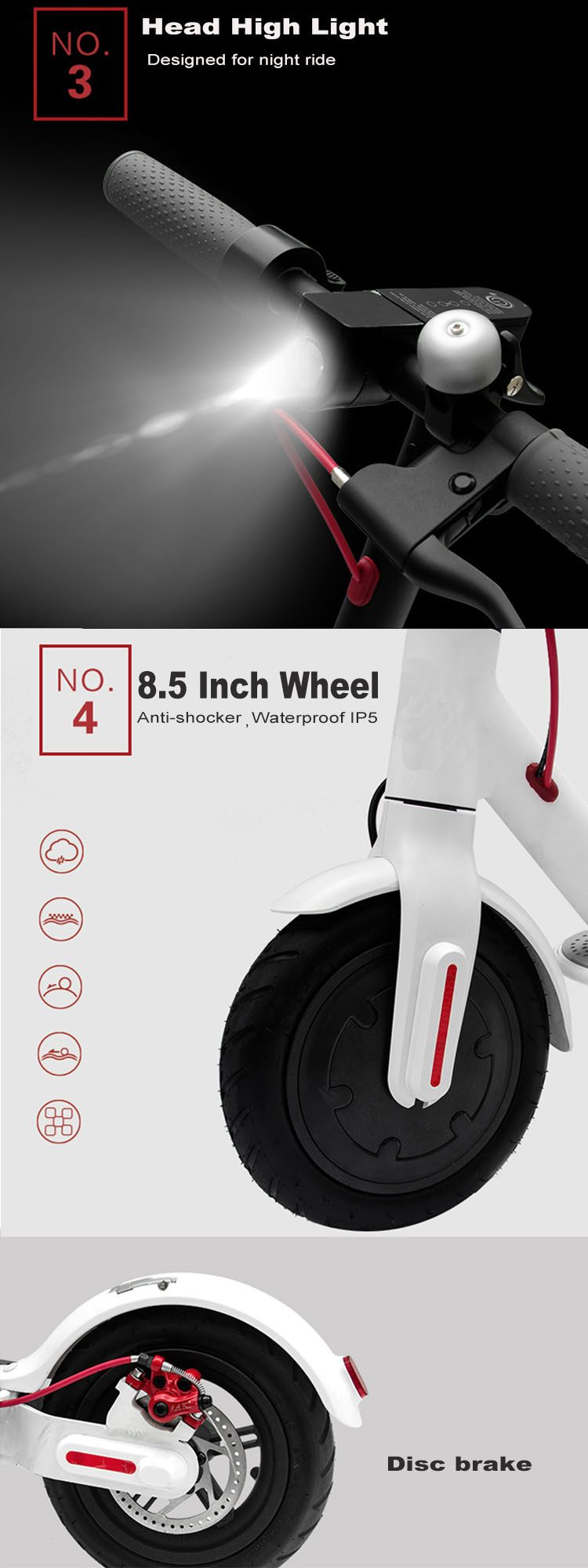 M365 electric scooter supplier